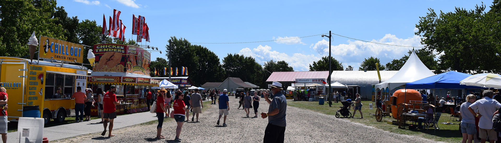 The 161st Comber Fair | August 7th, 8th & 9th 2020