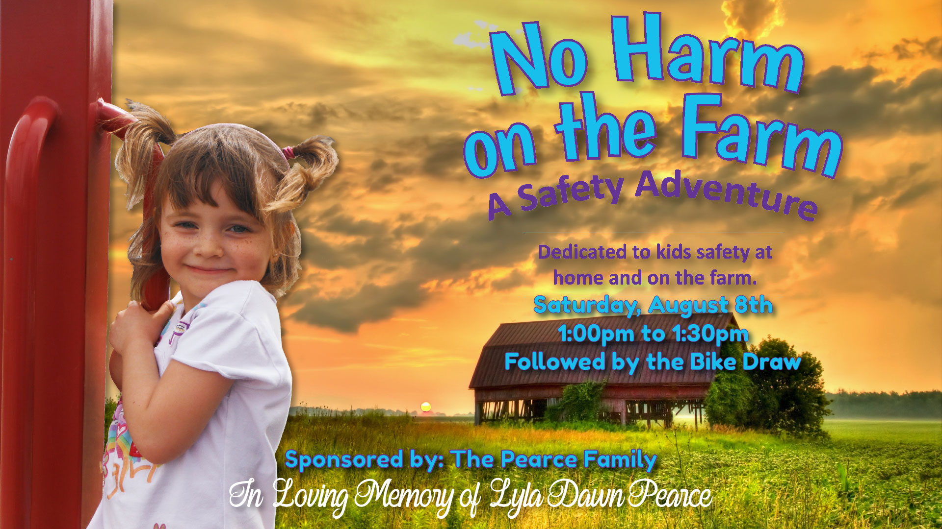 No Harm on the Farm Family Program